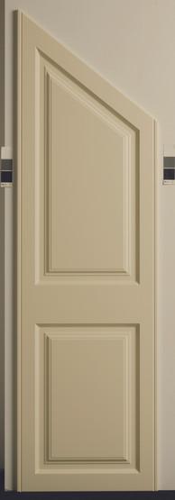 Tuscany Sloping Door