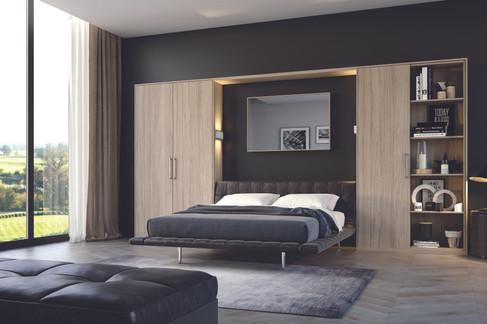 Valore Urban Oak Bedroom