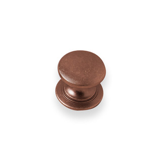 Windsor knob copper