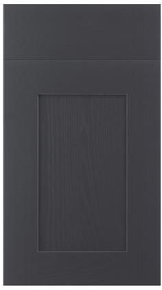 Hadley Graphite Door