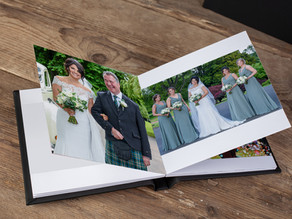 The value of prints & wedding albums