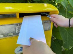 Utilisation de PaTouche avec une Boîte aux Lettres