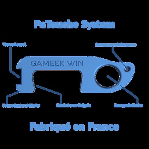 PaTouche System - L'indispensable outil d'hygiène des mains