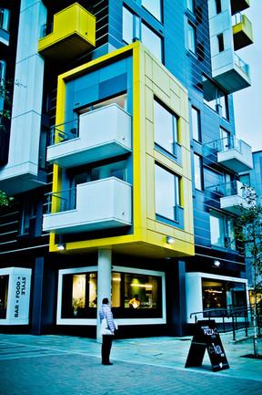 Manchester Modern Architecture