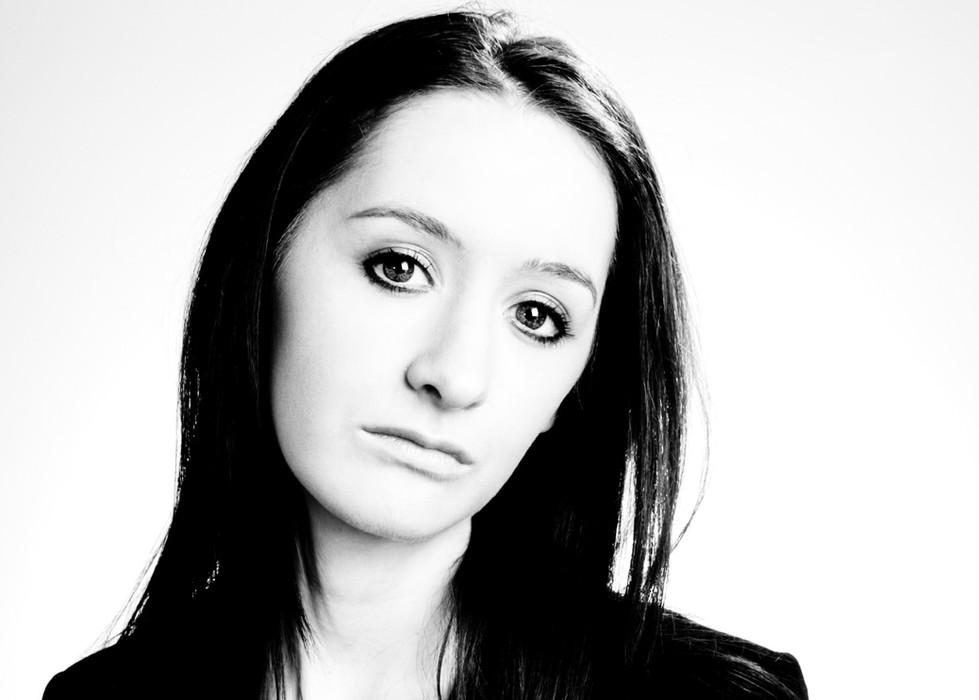 Actress portrait