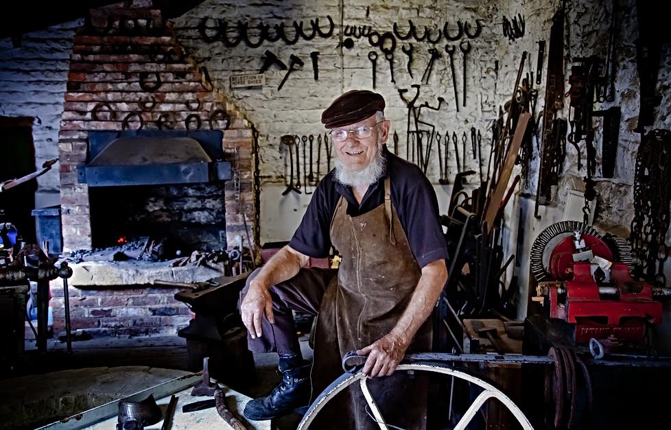 Blacksmith Pickering Museum