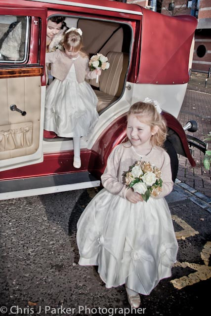 Wedding photography at Middlesbrough registry office