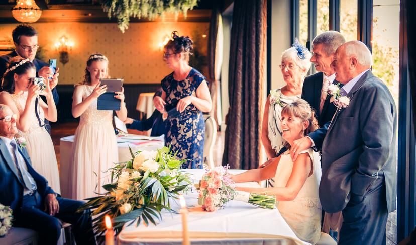 Wedding at Blackwell Grange Hotel Darlington-5