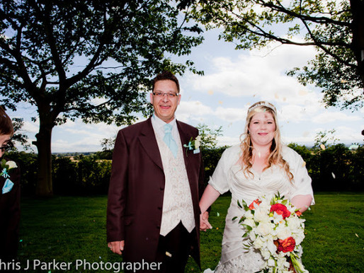 Wedding Photography at Walworth Castle Hotel
