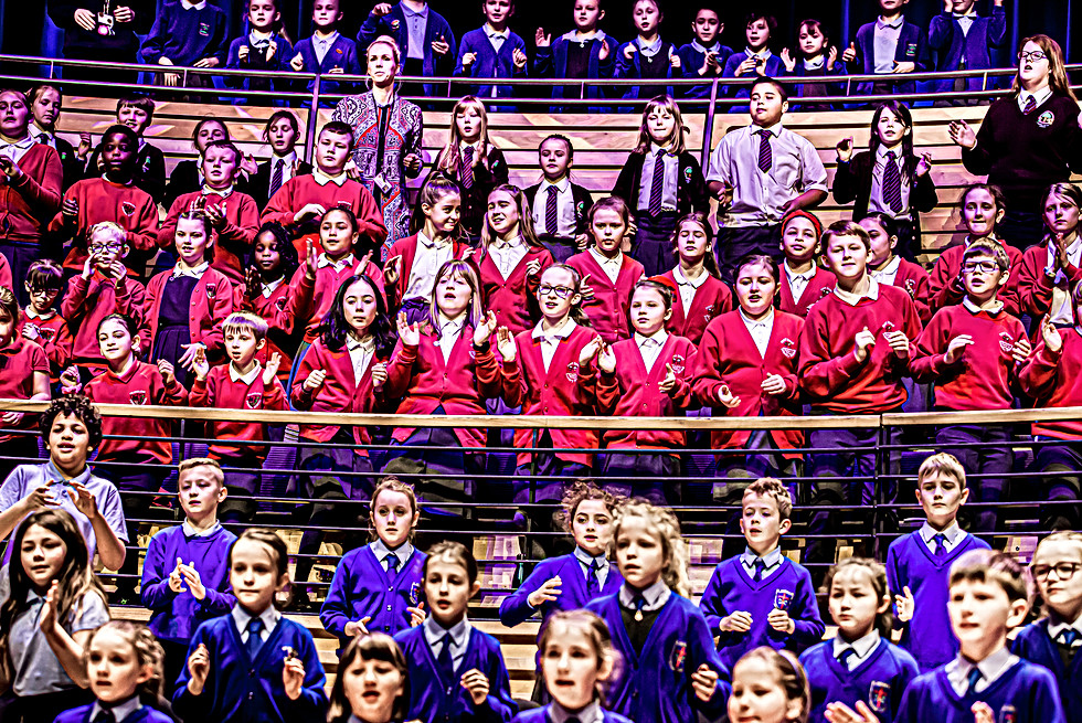 Spring Sing at The Sage