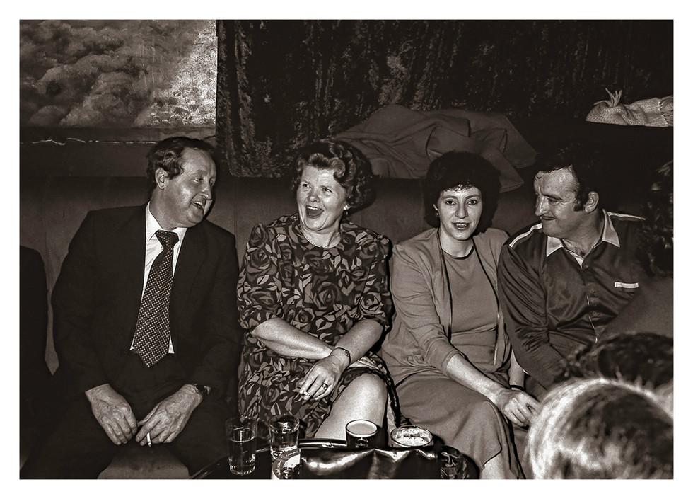 London 1980's Irish Club Kilburn