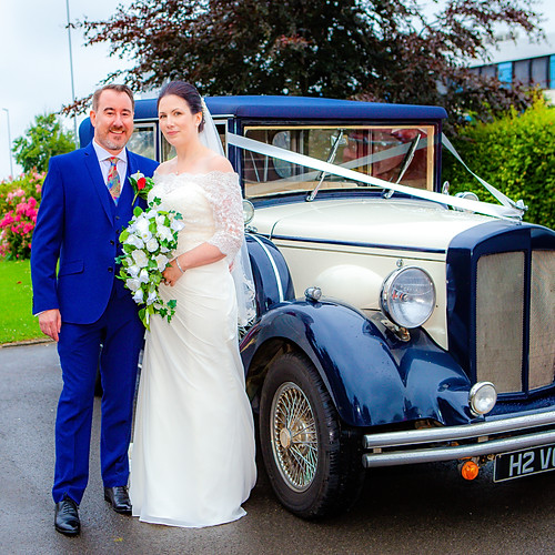 Stephanie & Paul Wedding in Thornaby
