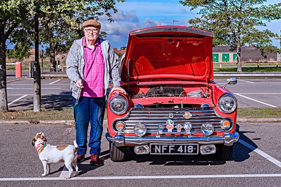 Vintage Car Owner