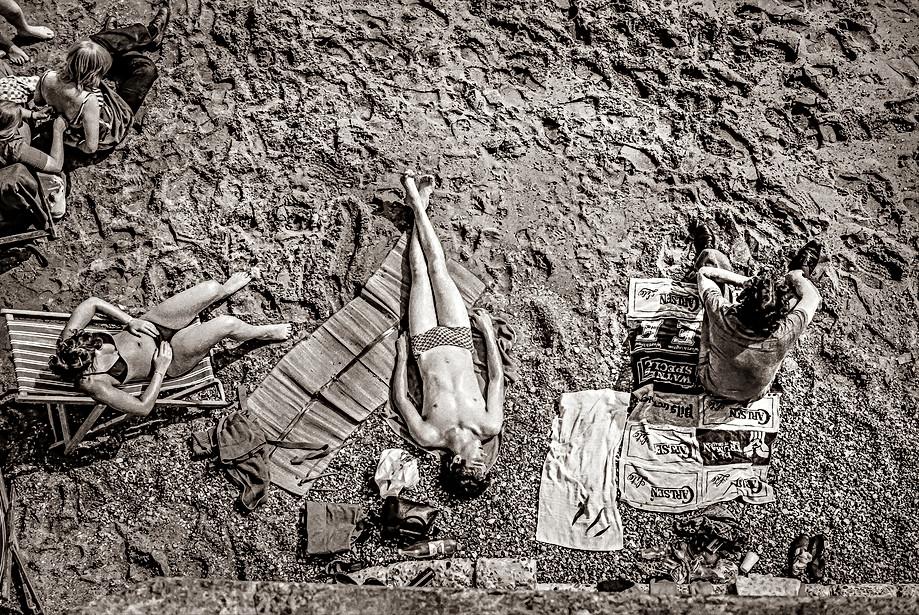 Sun Bather Brighton