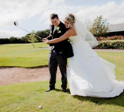 Kelly and Mark Wedding at Hartlepool
