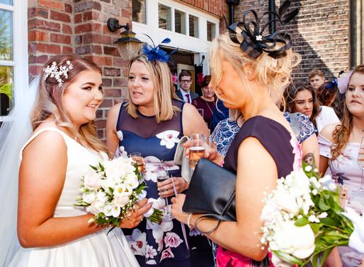Bannatynes Wedding event in Darlington