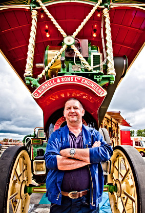 Traction Engine Engineer