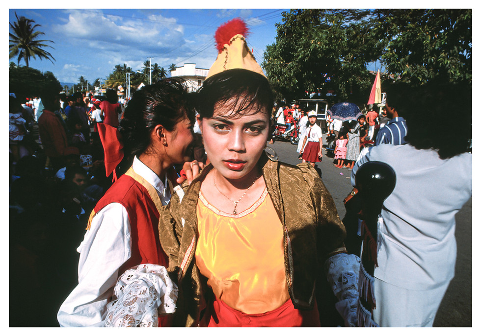 Indonesia Independence Parade