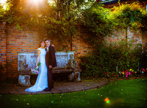 Tom and Louise have their wedding and reception at Bowburn Hall Hotel with friends and family.