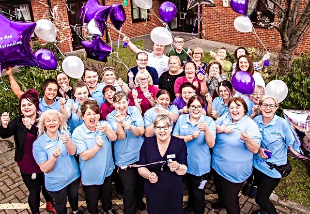 Healthcare Team Celebrate