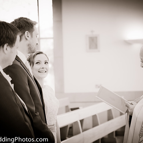Claire & Matthew Wedding