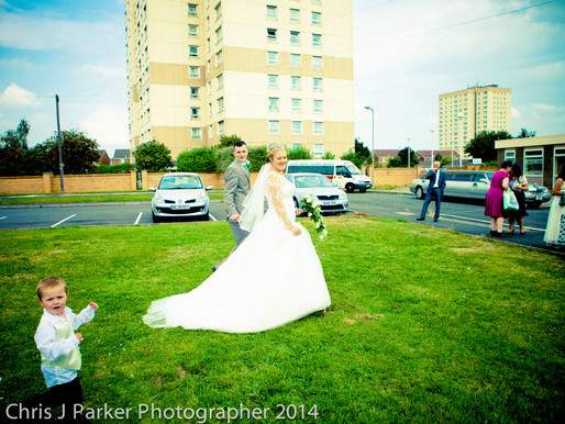 Wedding Photography in Stockton on Tees