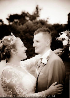 Wedding photography at Stockton on Tees registry offfice.