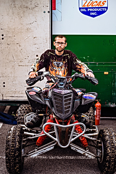 Stunt Quad Bike Performer