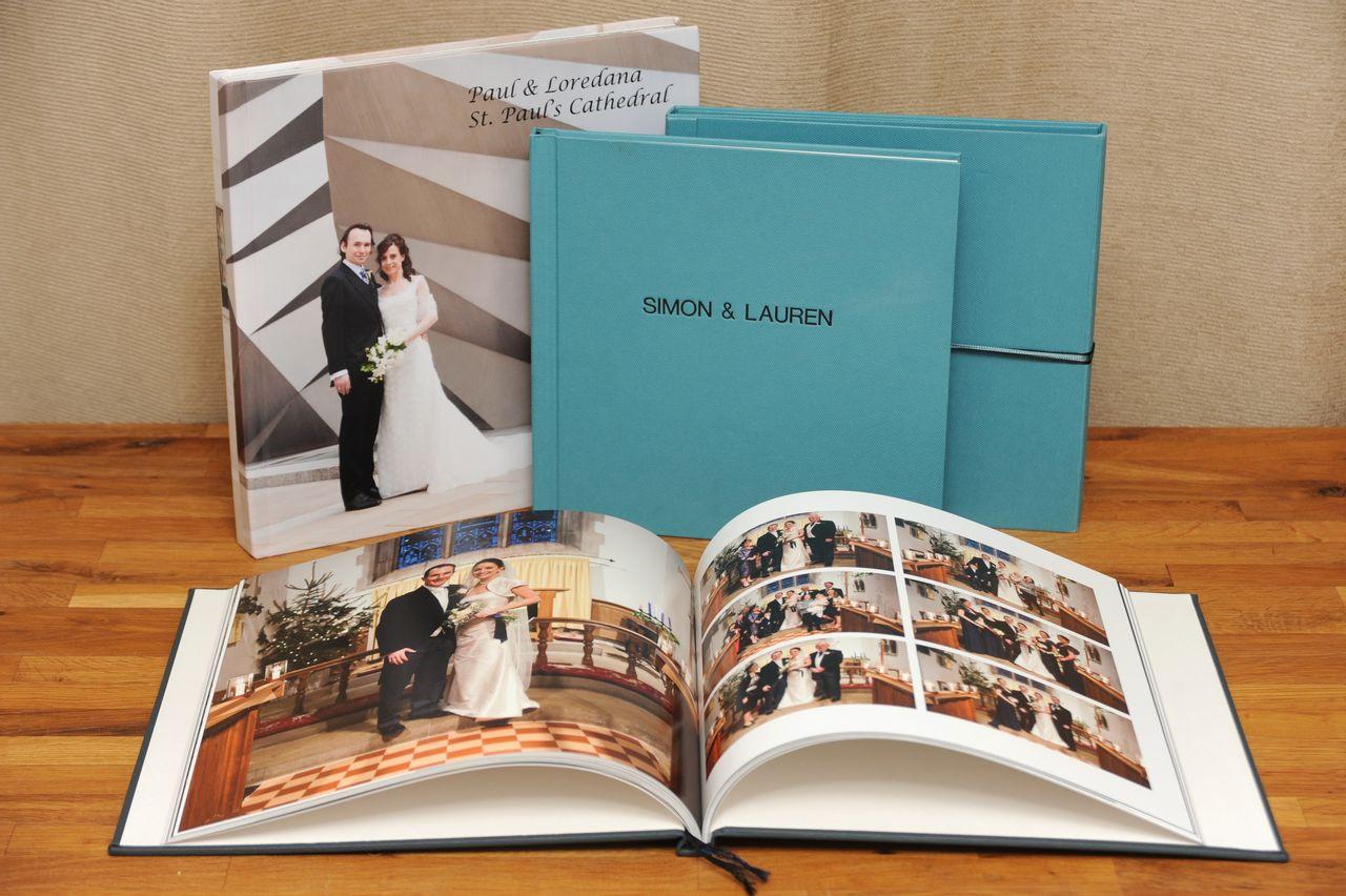 Queensberry Wedding Book