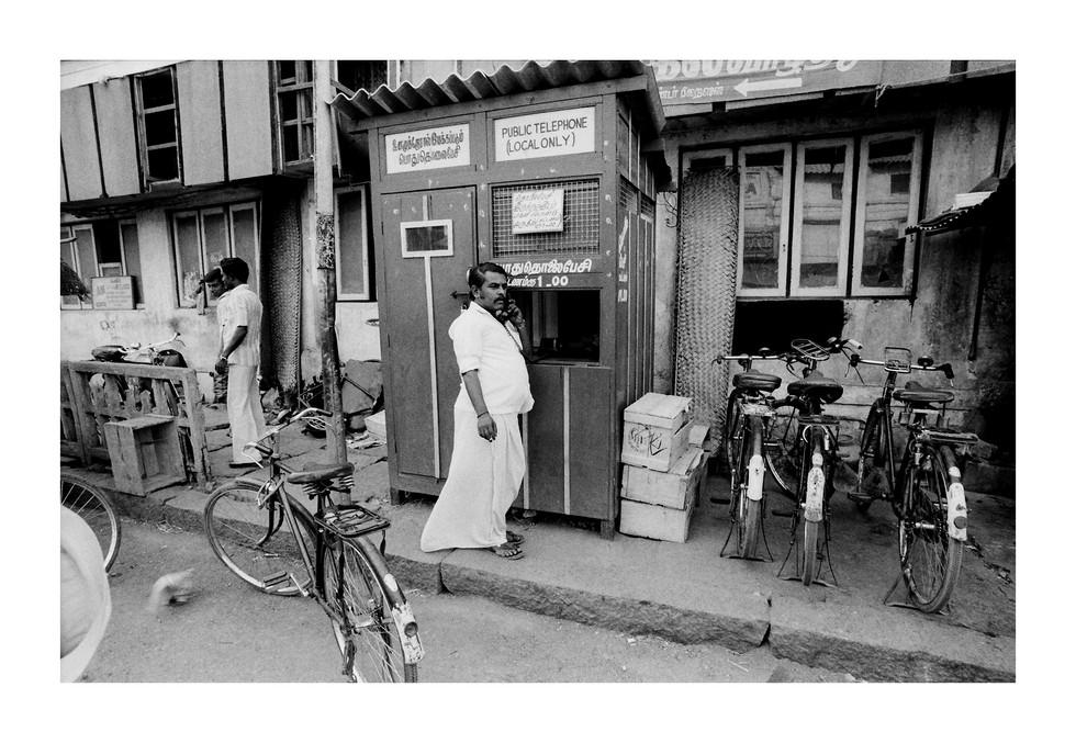 Public Telephone India