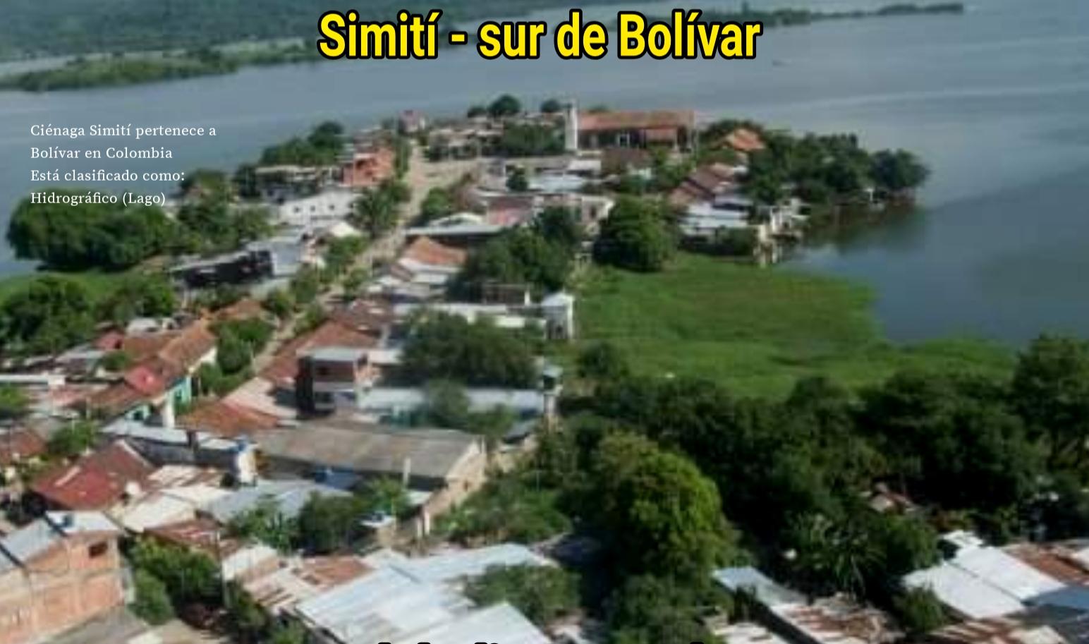 Municipio de Simiti - Sur de Bolivar