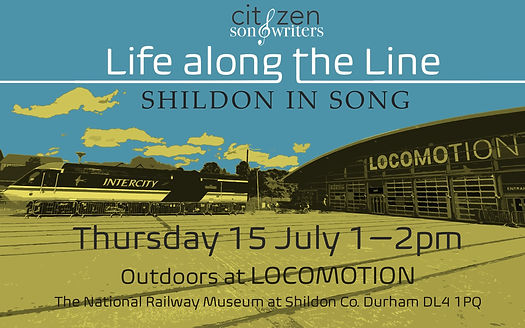 Life Along The Line template poster hori