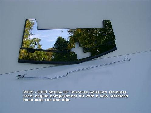 2005 - 2009 Shelby GT w/hood prop rod