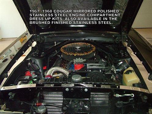 1967-1968 Mercury Cougar
