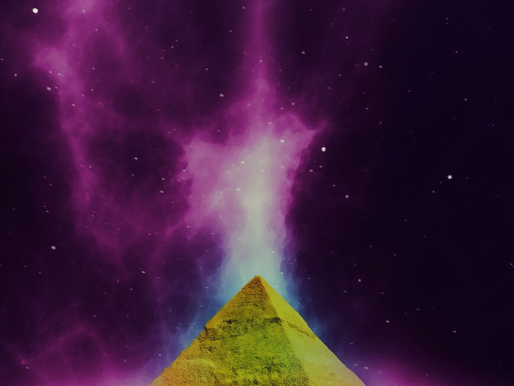 Divine Blueprint Pyramid