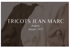 TRICOTS JEAN MARC(トリコット・ジーン・ マルク)ブランドサイトを開設しました。