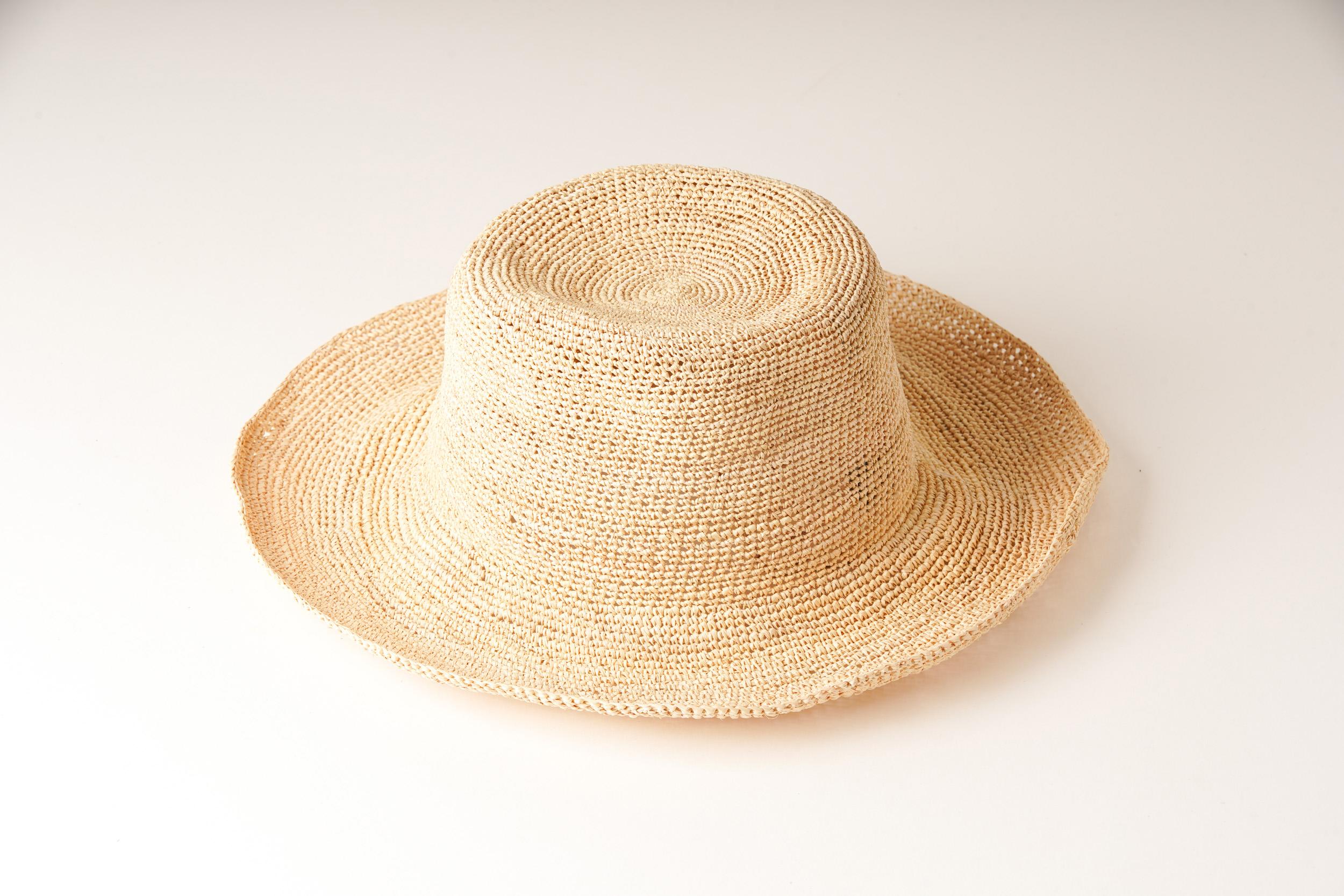 Ecua-Andinoの帽子販売店に卸