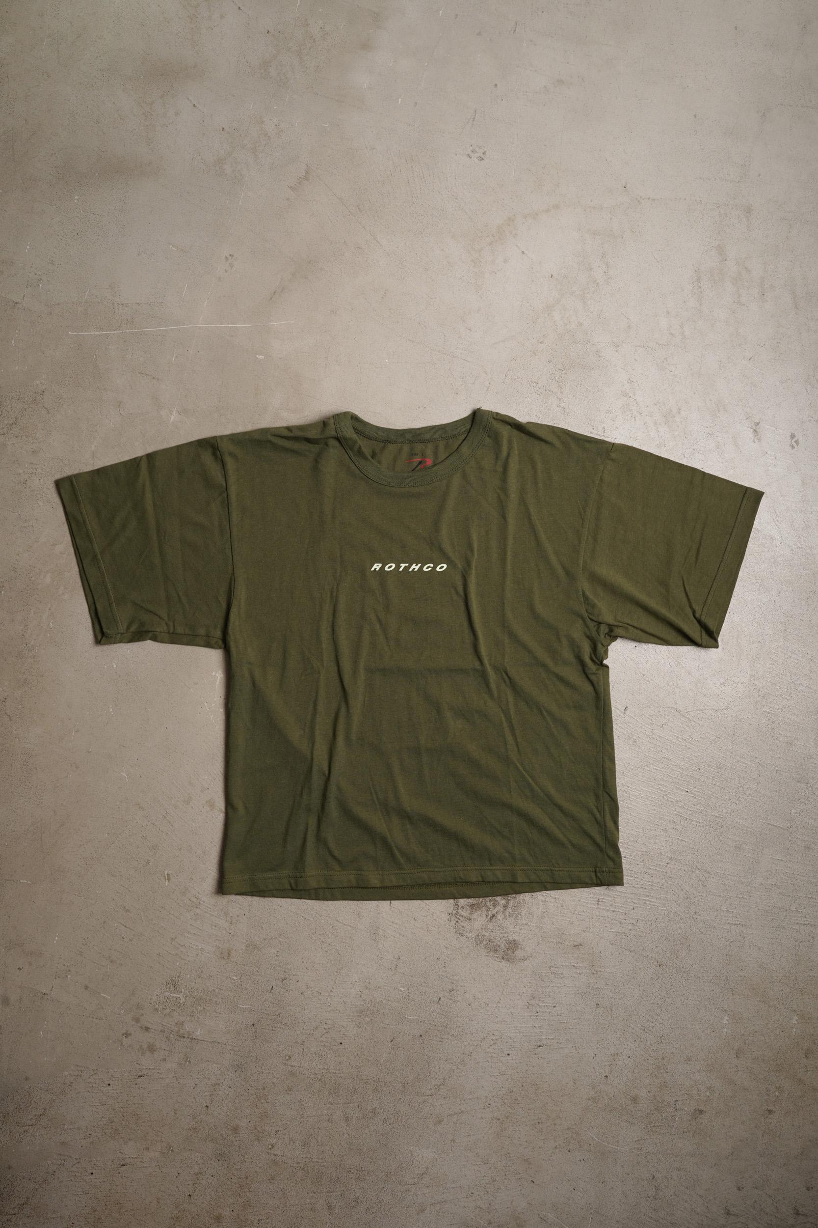 ロスコの迷彩柄シャツ