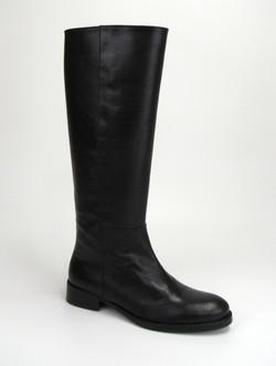 REMMEのレザーのロングブーツの卸売&販売 REMME(レメ)の秋冬らしい履き心地の良い靴
