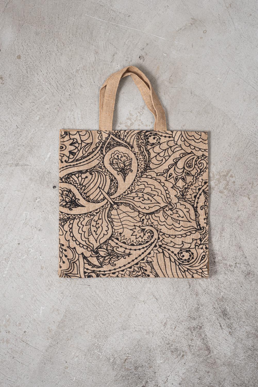 MAISON BENGAL(メイゾン・ベンガル)の程よいサイズ感のバッグ