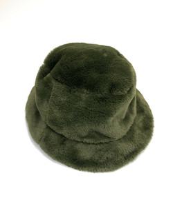TWEED MILL/ツイードミルのフェイクファーの帽は仕入れ可能