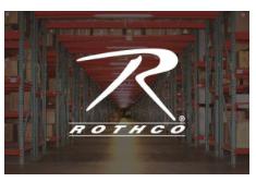 Rothco(ロスコ)ブランドサイトを開設しました。