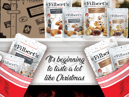 Mr Filbert's Festive Competition