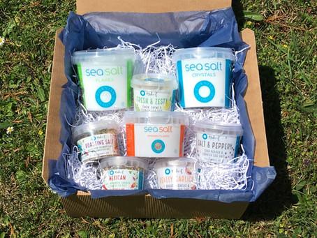Cornish Sea Salt Giveaway