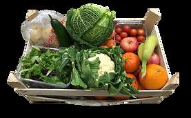 Smaller Fruit & Veg Box