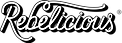 Rebelicious Logo and Strapline Various S