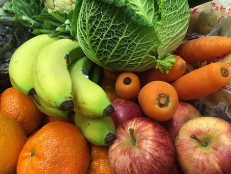 Fruit & Veg Bundle Giveaway
