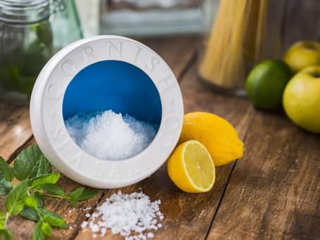Winner! - Cornish Sea Salt Giveaway