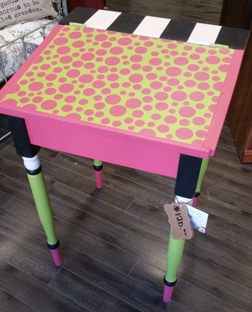 Funky Kid's Desk