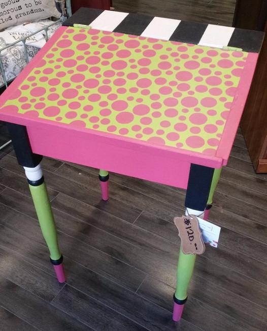 Funky Kid's Desk
